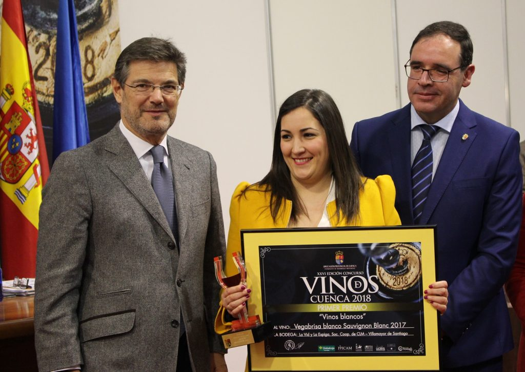 El oro en blancos fue para Vega Brisa Sauvignon Blanc