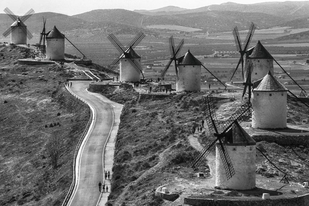 Enoturismo en Toledo - Molinos de Consuegra