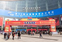 La 98th Food and Drinks Fair de Chengdu estrenó recinto ferial