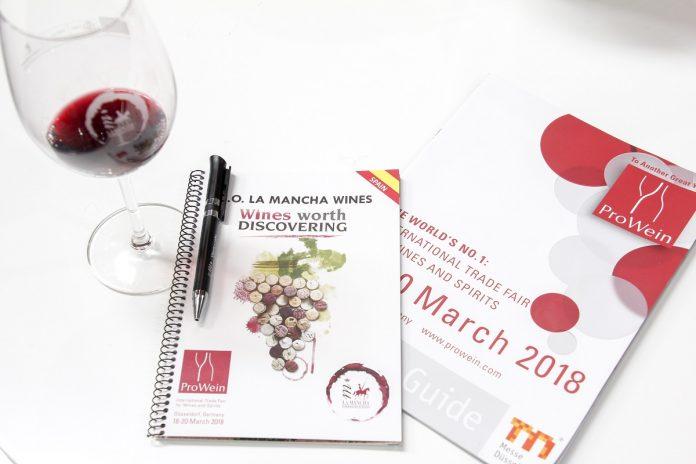 Los vinos DO La Mancha no fallaron y volvieron a asistir a ProWein