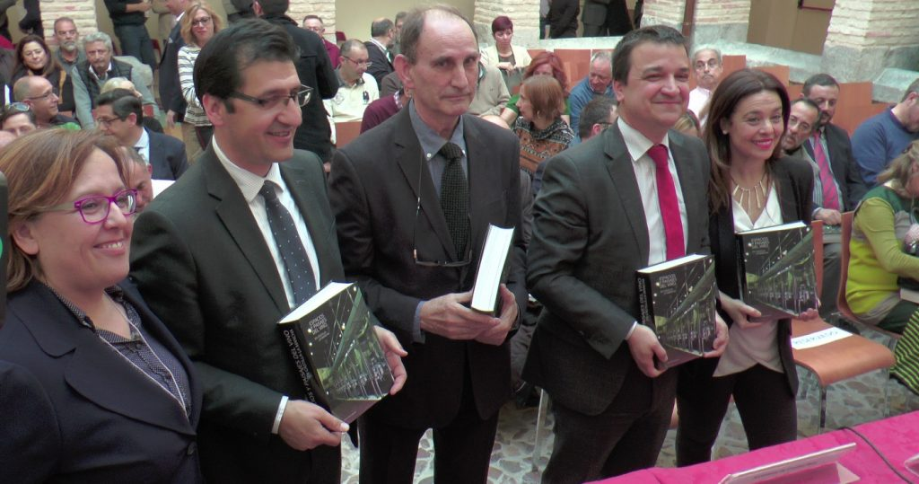 Administraciones autonómicas, municipales y provinciales junto a Diego Peris