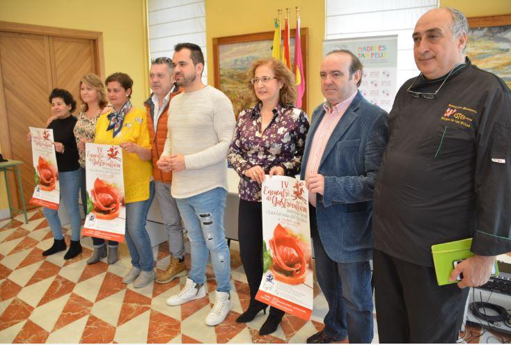 resentación del IV Encuentro gastronómico, Foto.