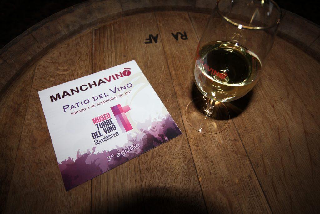 La Torre del vino se convierte en escenario preferencial para los vinos en Manchavino