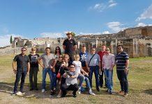 Misión inversa en el parque de Segobriga