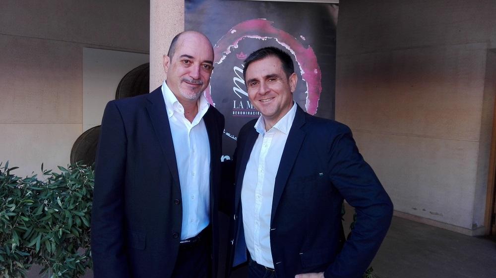 Carlos De La Morena y Jorge Jaramillo aportaron su visión del periodismo en Castilla La Mancha