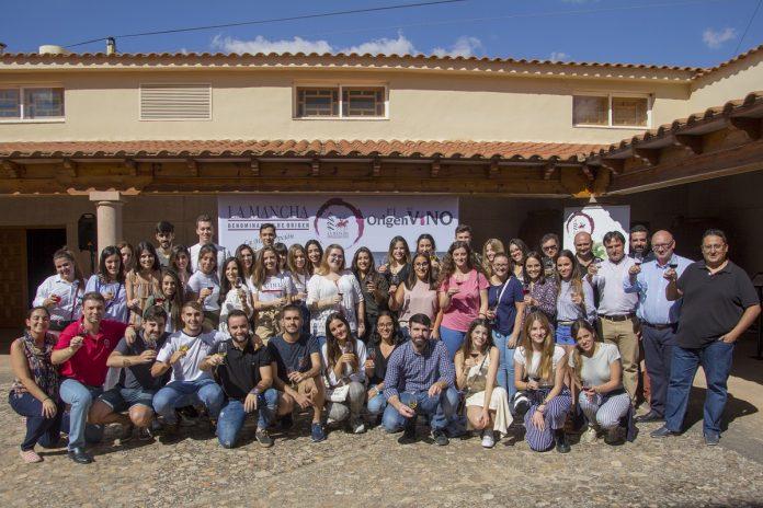 Foto de familia del curso de verano en la UCLM