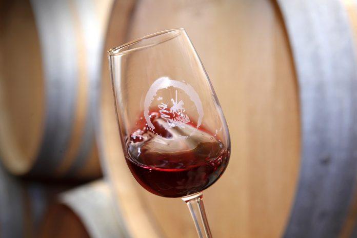 conservación de un vino tinto en casa