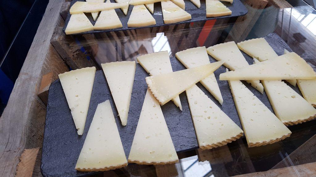 El queso manchego invitado imprescindible en FERAGA