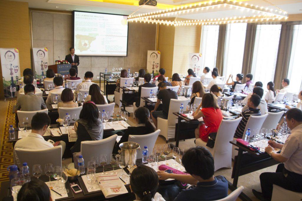 eminario realizado en 2013 en Pekín