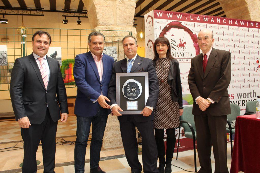 2º premio en el XIII Certamen Hostelería y Restauración