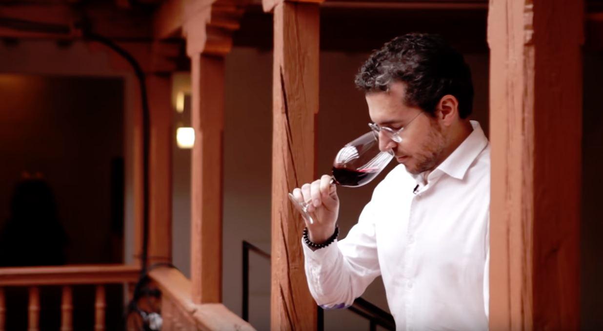 como catar un vino Cabernet Sauvignon - Fase olfativa