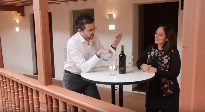 cómo catar un vino Merlot