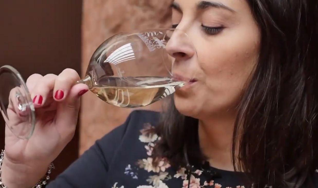 como catar un vino Sauvignon Blanc - Fase gustativa