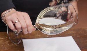 cómo catar un vino Sauvignon Blanc - Fase visual