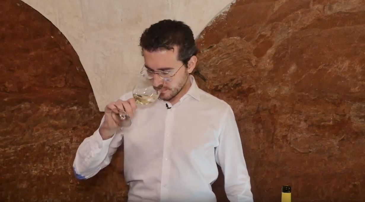 como catar un vino Verdejo - Fase olfativa