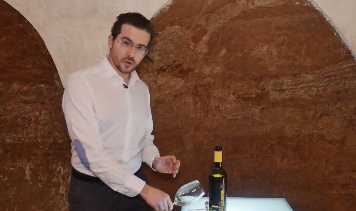 como catar un vino Verdejo - Fase visual