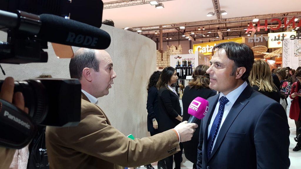 El Presidente Carlos D. Bonilla captó la atención de los medios