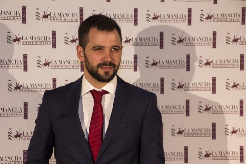 Miguel Carrtero, mejor cocinero de croqueta, fue Premio Joven DO La Mancha en 2017