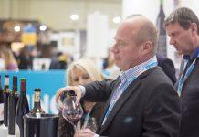 El público francés interesado en los vinos DO La Mancha en el pasado Vinisud