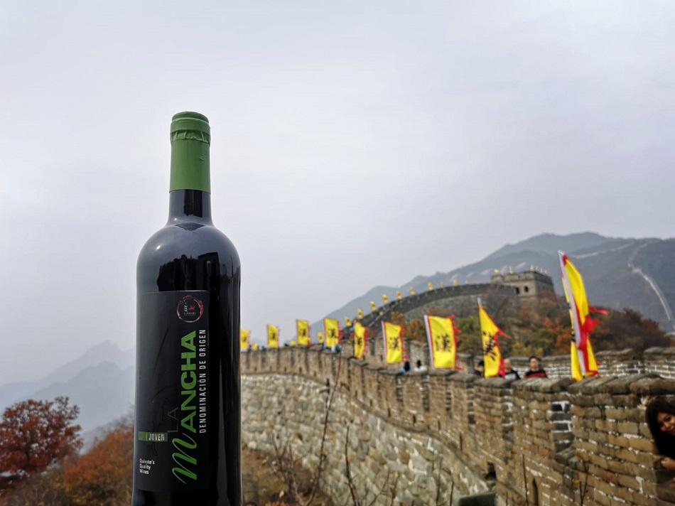 Los vinos DO La Mancha en la gira asiática