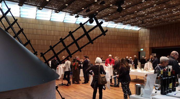 Presentación en Zurich
