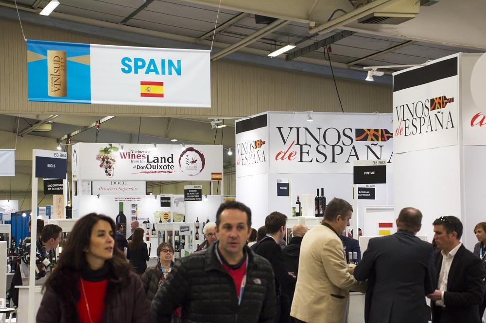 Wine París absorbe parte de Vinisud