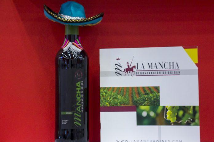 El vino DO La Mancha bien posicionado en México