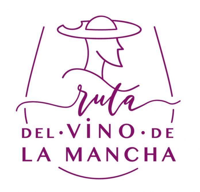 logo final ruta del vino de La Mancha