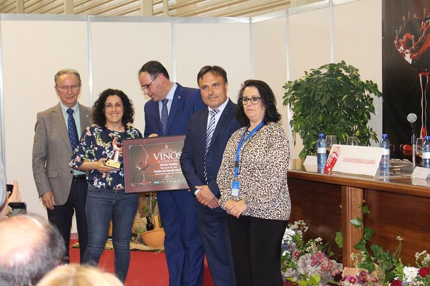 Bodegas Pedroheras obtuvo premios en blancos y crianzas.