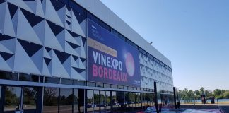 Imagen de la Feria Vinexpo en Burdeos