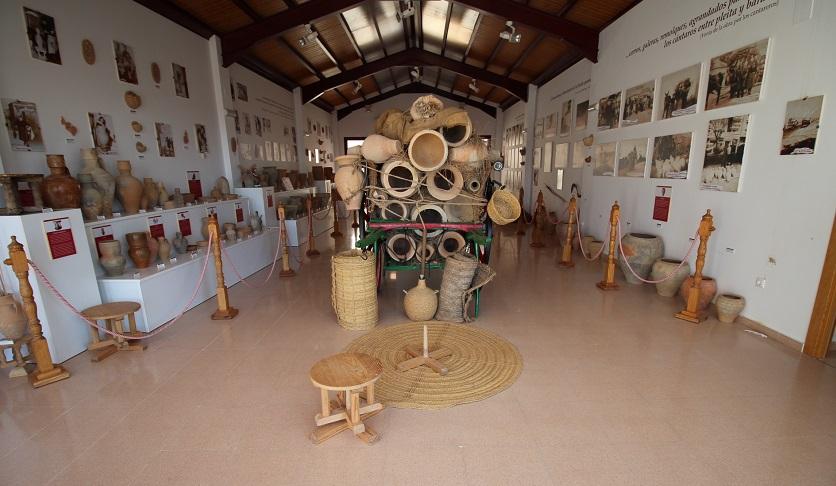 Museo de alfarería en Mota del Cuervo