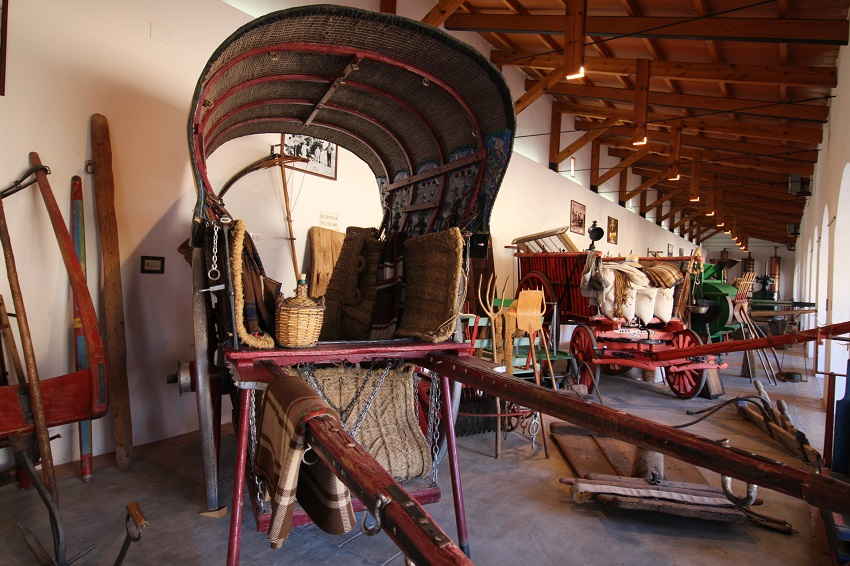 Museo del carro en Tomelloso
