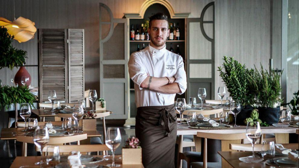 El chef Pablo Ministro, invitado de lujo en el Festival de los Sentidos