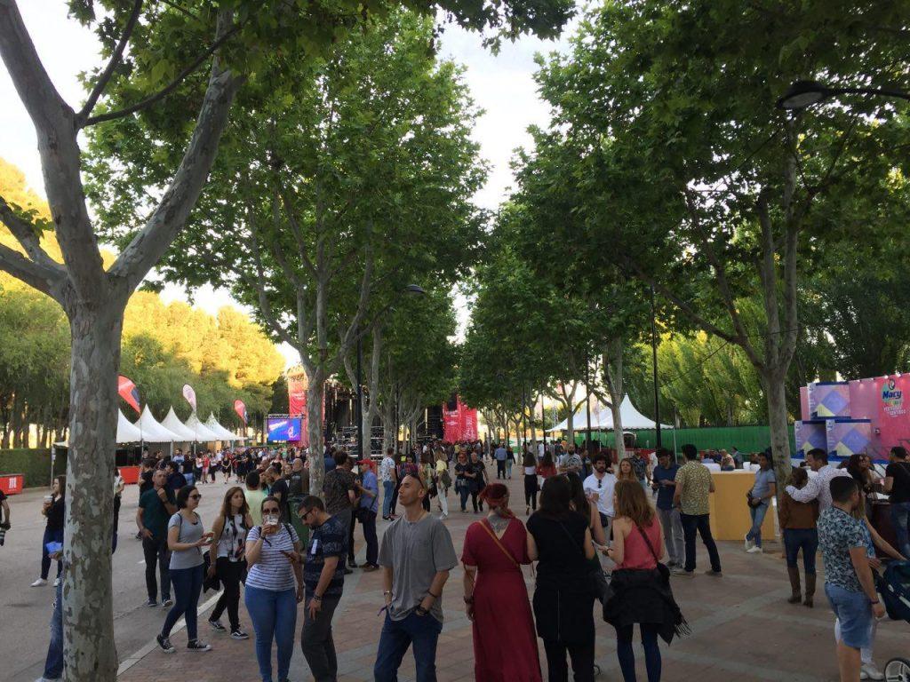 La temporada de festivales comenzó este fin de semana en La Roda y El Toboso