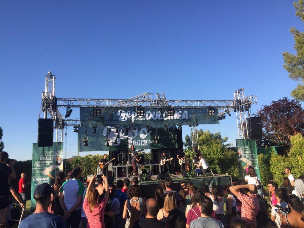 ZepoRock se ha convertido en un referente entre los festivales manchegos