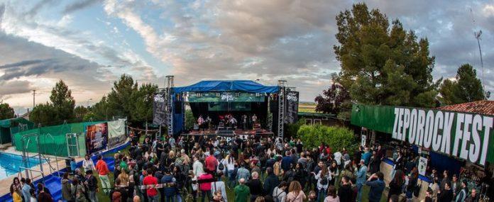El festival ZepoRock en 2018. Rodrigo J Torrellas