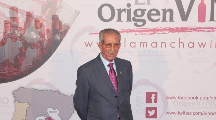 Bahamontes, Premio Gran Reserva 'Vinos de La Mancha' en 2016