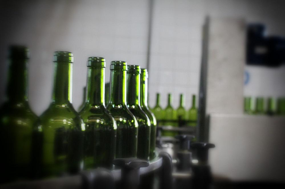 Embotellado de vinos con DO La Mancha