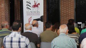 Maestro del vino en Pedro Muñoz