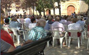 Pregón de la fiesta de vendimia de Corral de Almaguer