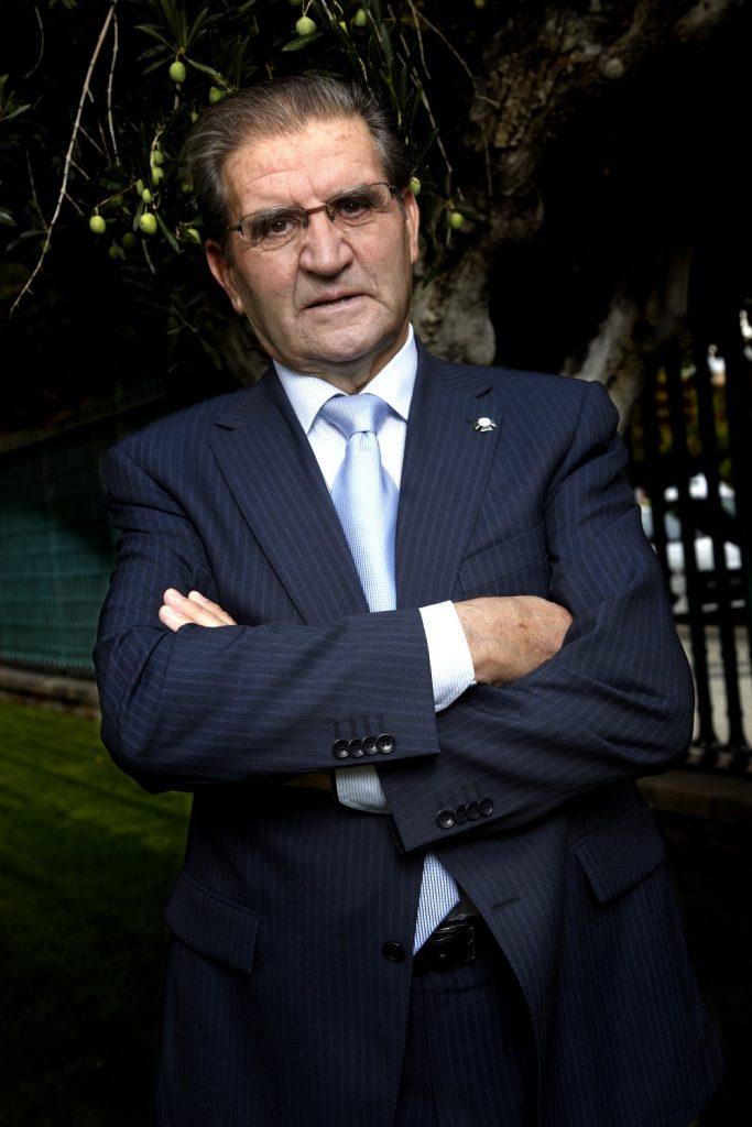 Andrés Gómez Mora, Presidente DOP Montes de Toledo
