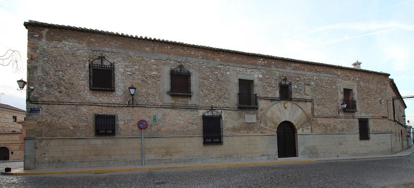 Casa de Don Antonio de Mendoza en Socuéllamos