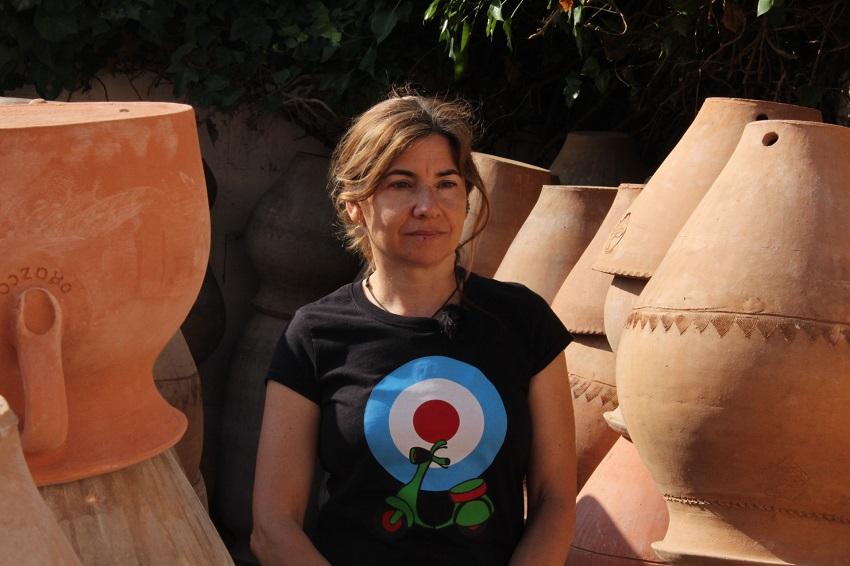 Maribel Gómez, al frente de la familia de Villarrobledo Orozco