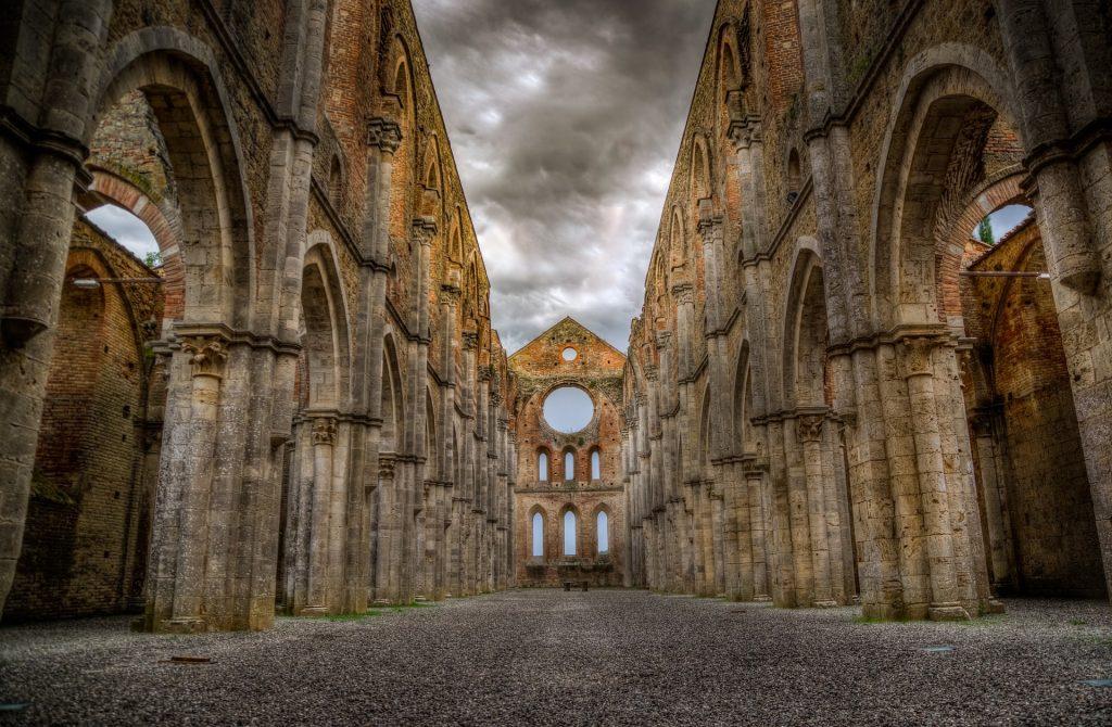 Ruinas de San Galgano