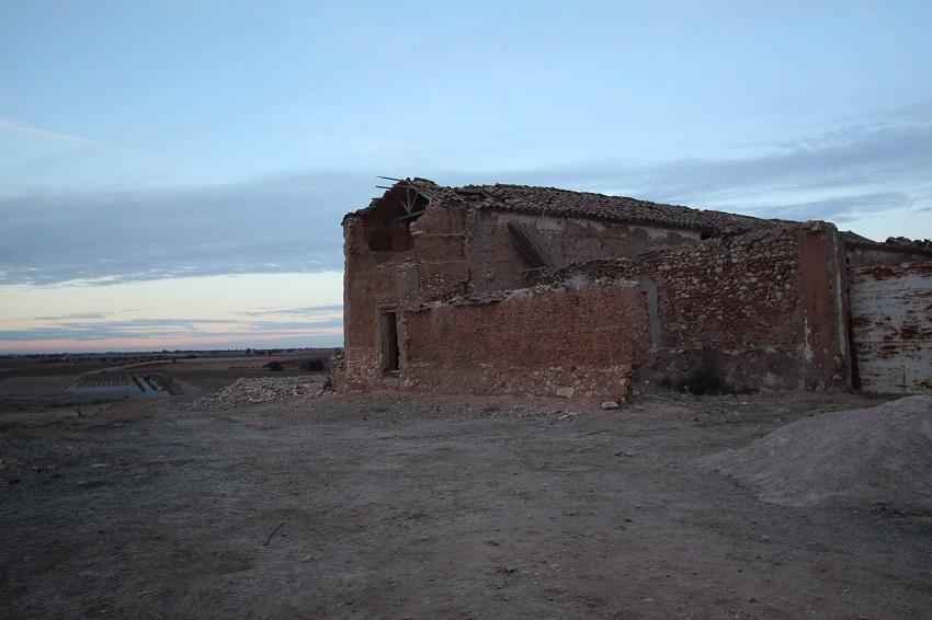 Ruinas de la Torre de Vegezate
