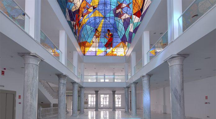 Imagen del Palacio de Neptuno en Madrid