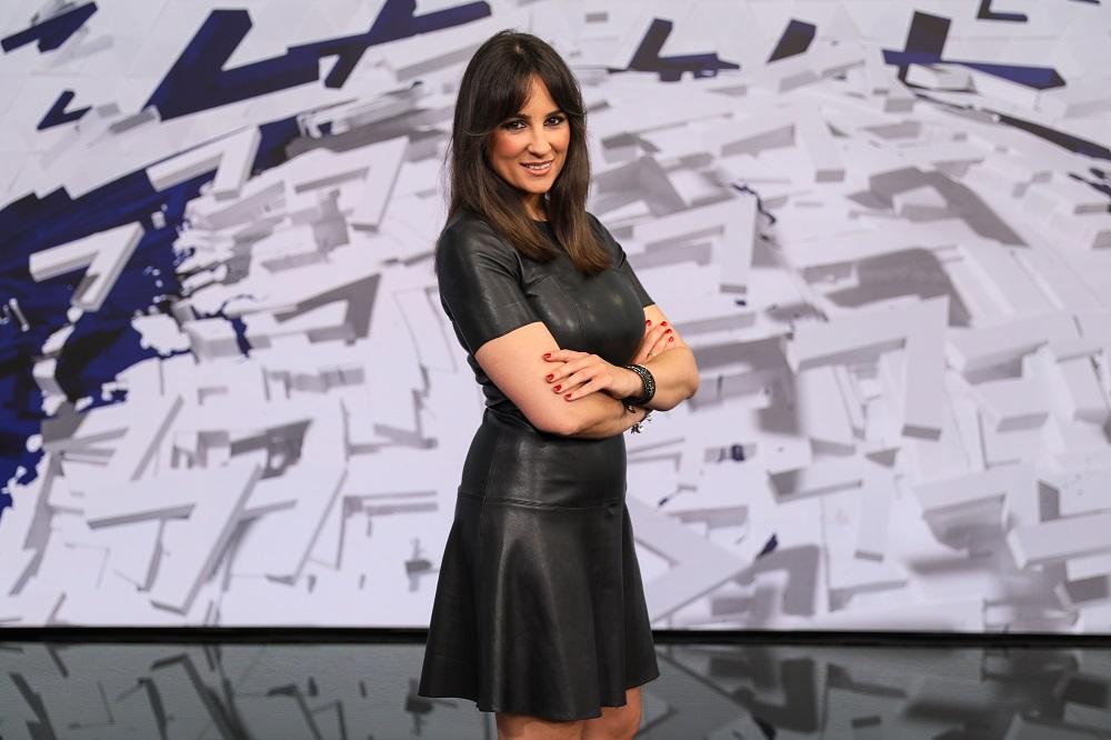 Lorena García, presentadora en Atresmedia, conducirá la gala de los Premios Jóvenes Solidarios