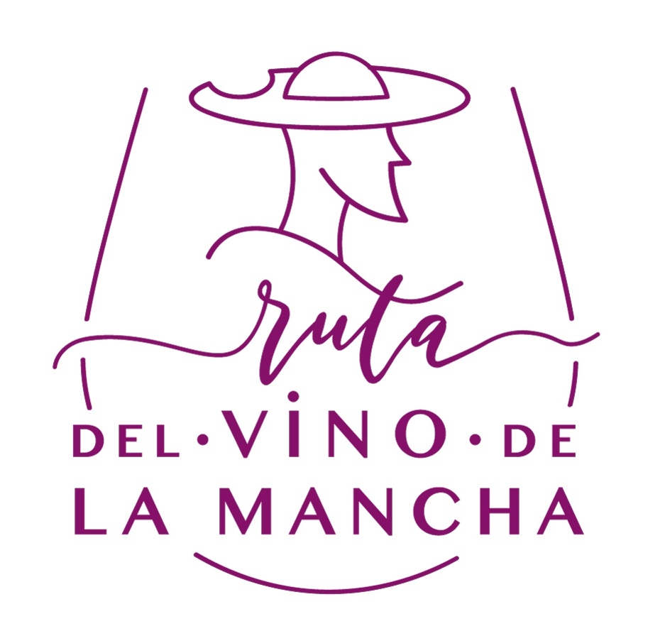 RVM logo final ruta del vino de La Mancha