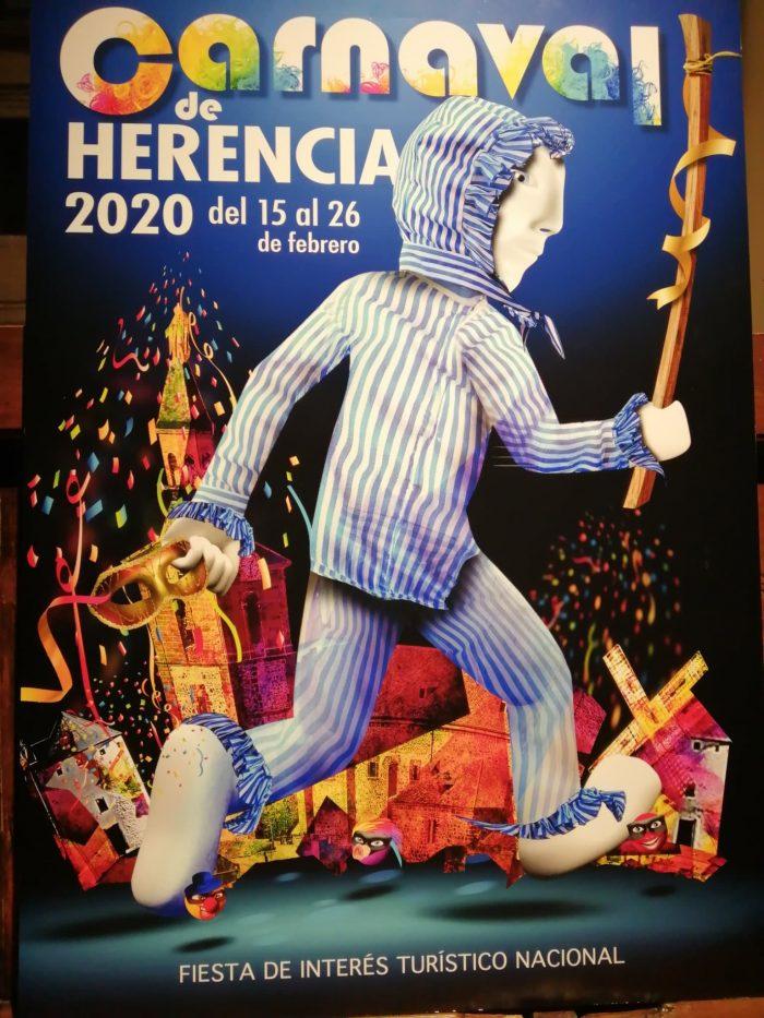 Cartel Carnaval Herencia 2020