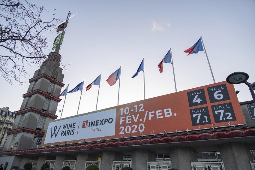 Wine París se consolida como feria referente en 2020